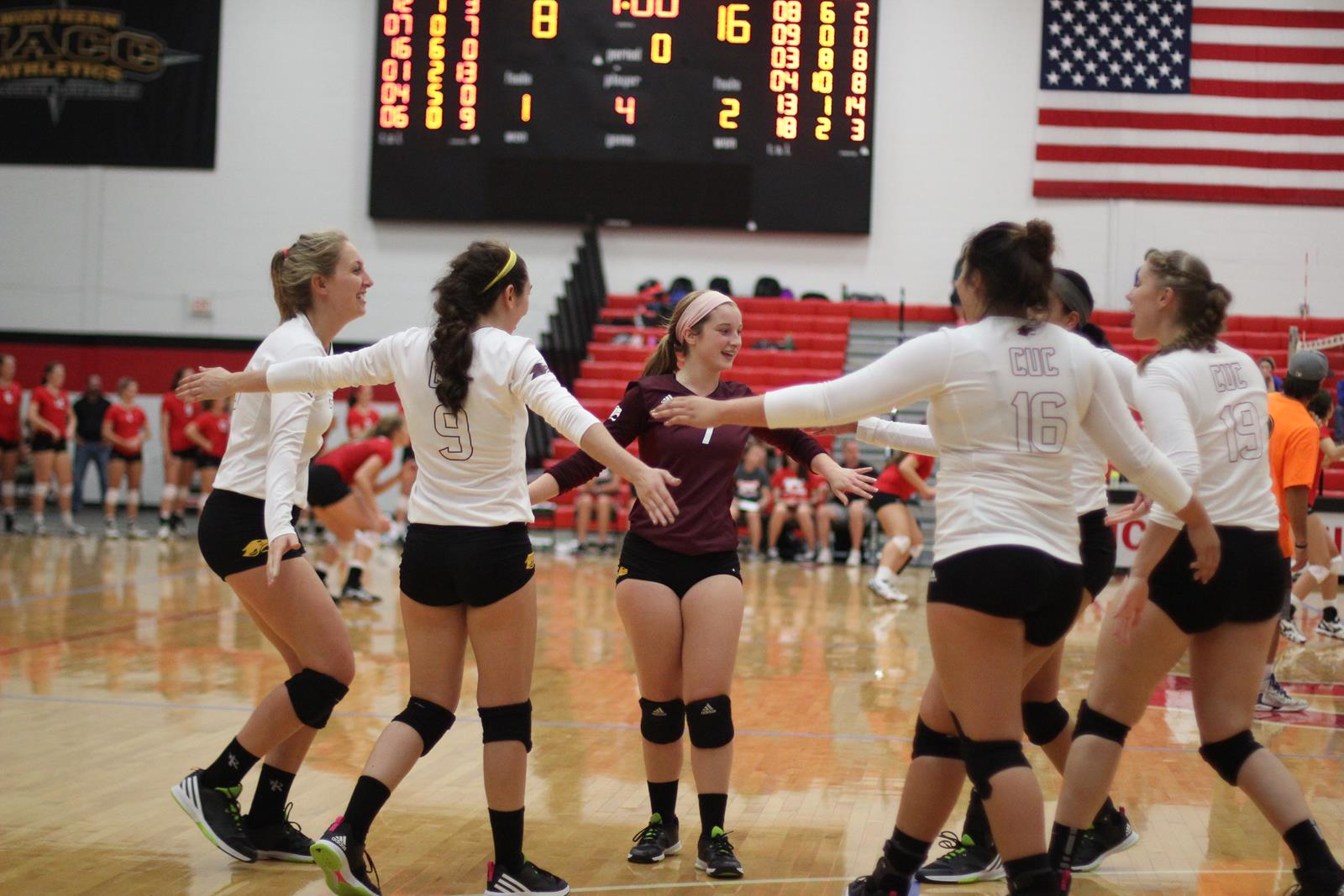 Volleyball Adds Depth With Nine Newcomers In 2017 Concordia University Chicago Athletics